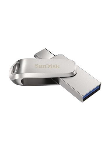 SanDisk SanDisk Ultra Dual Drive Luxe 1TB USB Type-C Usb Bellek SDDDC4-1T00-G46 Renkli